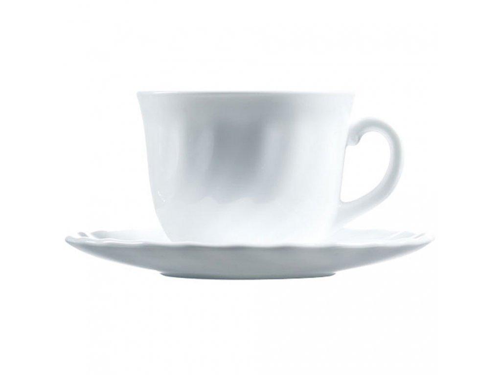 Kávový servis Trianon 220 ml 12-dílů LUMINARC