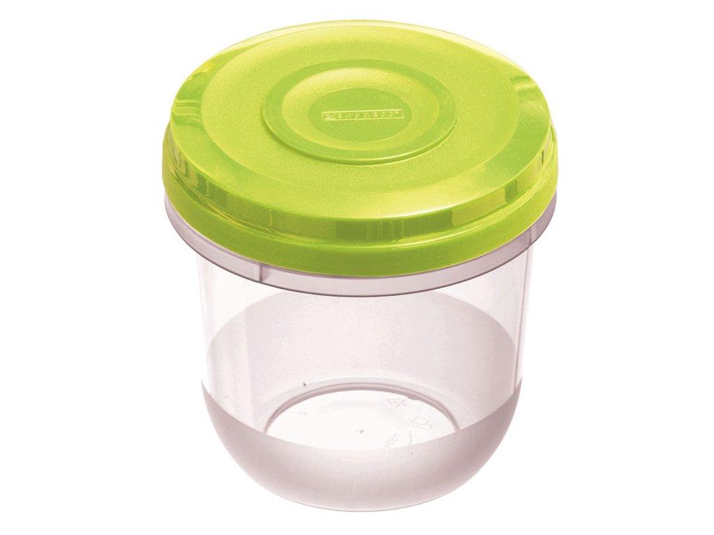 Nádoba do mikrovlnky Fusion Fresh Green 750 ml AMBITION
