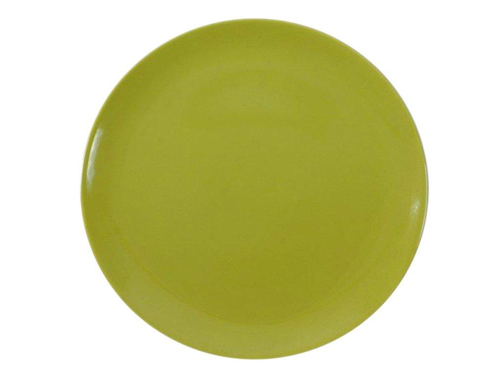Servírovací talíř Fusion Fresh Green 32 cm AMBITION
