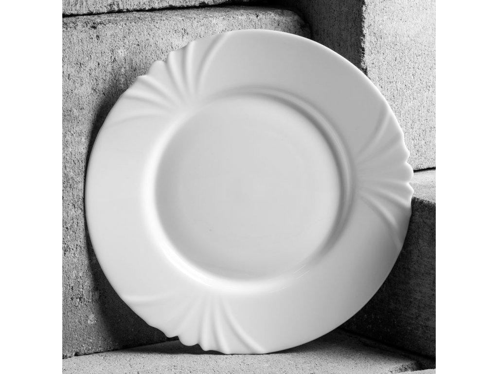 Mělký talíř Cadix 25 cm LUMINARC