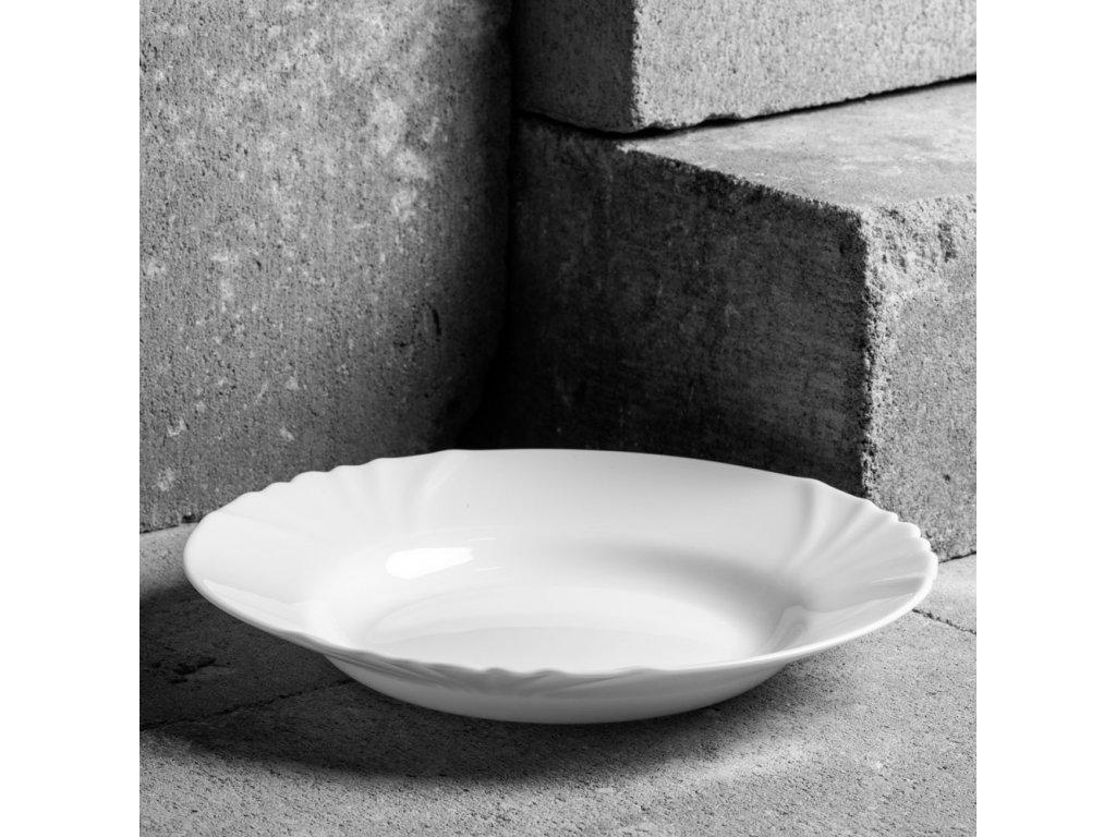 Hluboký talíř Cadix 22,5 cm LUMINARC