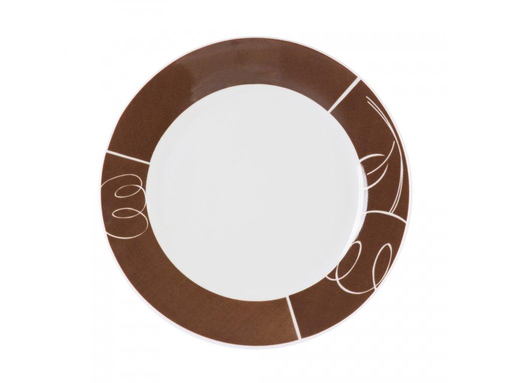 Dezertní talíř Carmela 19 cm DOMOTTI