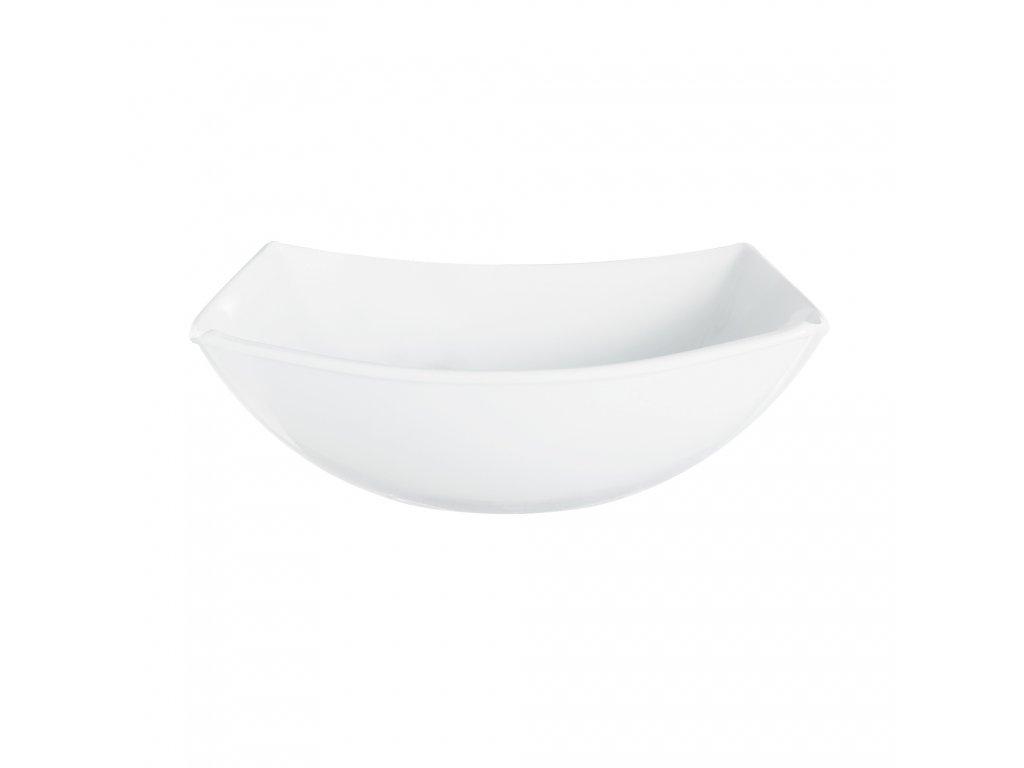 Hluboký talíř Quadrato White 20 cm LUMINARC