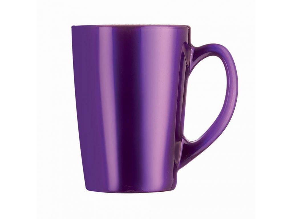 Hrnek Flashy Colors Violet 320 ml II. JAKOST LUMINARC
