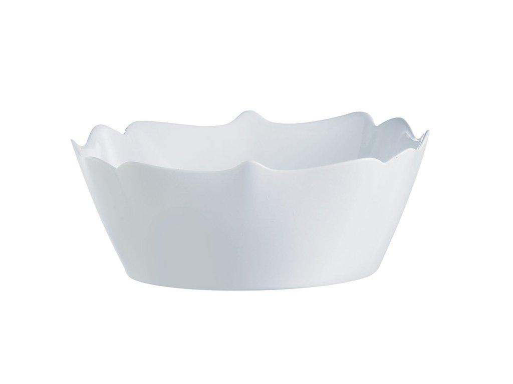 Salátová mísa Authentic White 12 x 12 cm LUMINARC