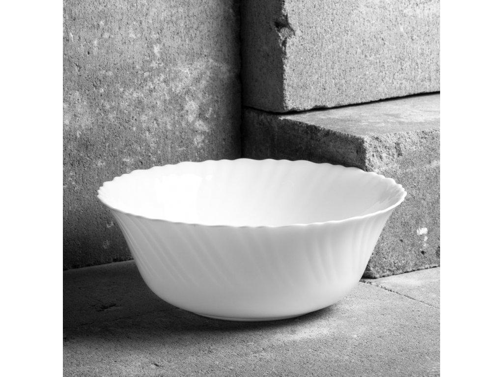 Salátová mísa Feston 25 cm LUMINARC