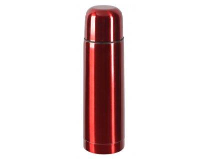 Nerezový termos Pocisk Red 750 ml AMBITION
