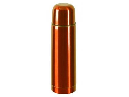 Nerezový termos Pocisk Orange 500 ml AMBITION