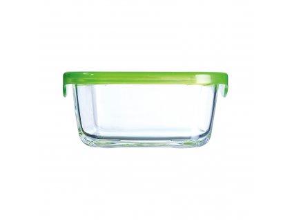 Nádobka s víkem Keep'n' box Green 360 ml LUMINARC