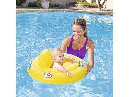 Nafukovací kruh na výuku plavání Swim Safe 69 cm BESTWAY