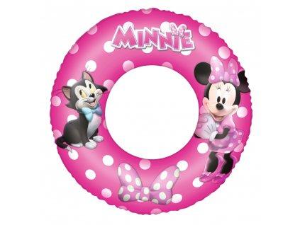 Nafukovací kruh Minnie 56 cm BESTWAY