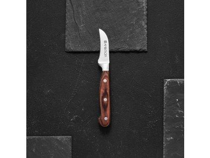 Loupací nůž Titanium 5 cm AMBITION