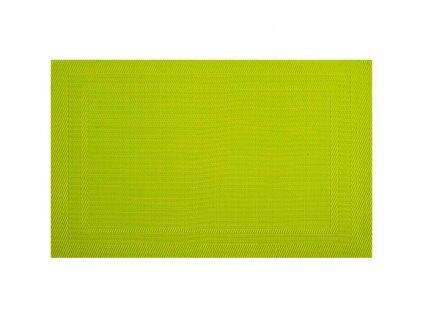 Podložka na stůl PVC / PS Fusion Fresh Green 30 x 45 cm AMBITION