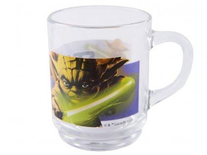 Skleněný hrnek Star Wars 250 ml LUMINARC