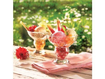 Sada 6 dezertních pohárků Freezy 270 ml LUMINARC