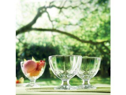 Sada 6 dezertních pohárků Maldives 300 ml LUMINARC