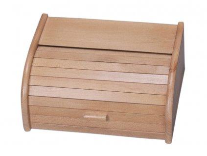 Dřevěný chlebník Light Brown 40 cm EKO-DREW
