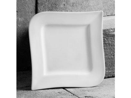 Dezertní talíř Fala 17 x 17 cm AMBITION