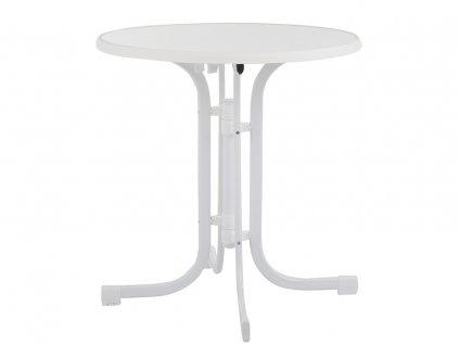 Zahradní stůl Dine & Relax White 60 cm PATIO