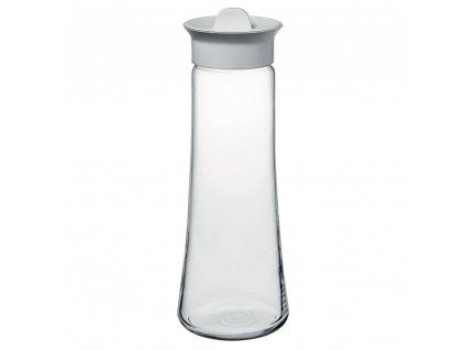 Karafa Basic White na vodu / štávu 1 l PASABAHCE