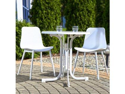 Zahradní stůl Dine & Relax Marble 85 cm PATIO