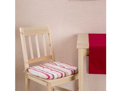 Sedák na židli Chloe 40 x 39 x 4 cm C029-05SB PATIO