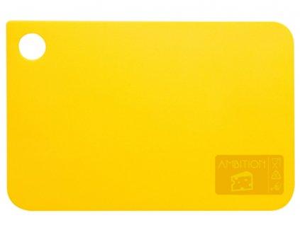 Prkénko Molly Yellow 24,5 x 16 cm AMBITION