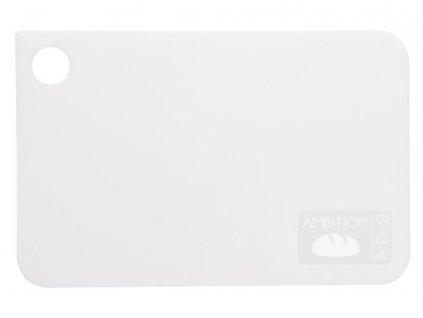 Prkénko na krájení Molly White 24,5 x 16 cm AMBITION