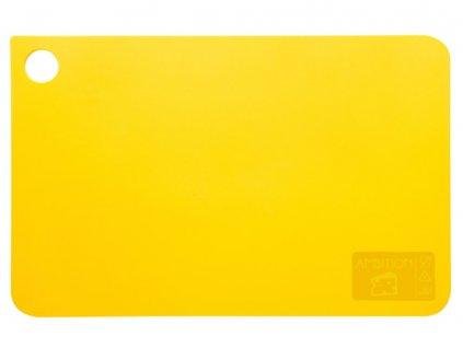 Prkénko na krájení Molly Yellow 31,5 x 20 cm AMBITION