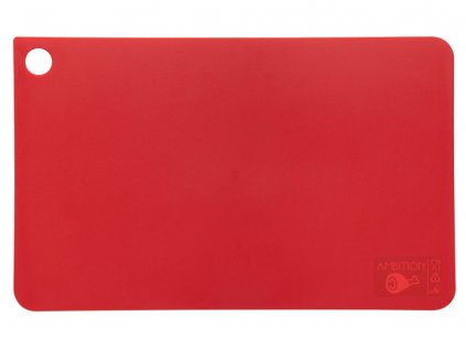 Prkénko na krájení Molly Red 38,5 x 24 cm AMBITION