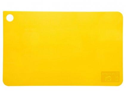 Prkénko na krájení Molly Yellow 38,5 x 24 cm AMBITION