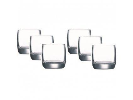 Sada 6 nízkých sklenic French 310 ml LUMINARC