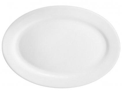 Servírovací mísa Basic White 30 cm DOMOTTI