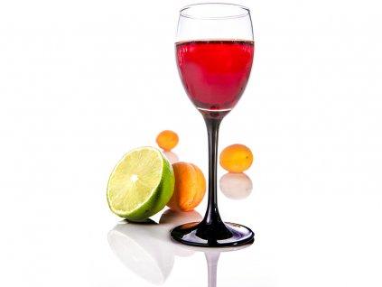 Sada 6 skleniček na likér / vodku Domino 70 ml LUMINARC