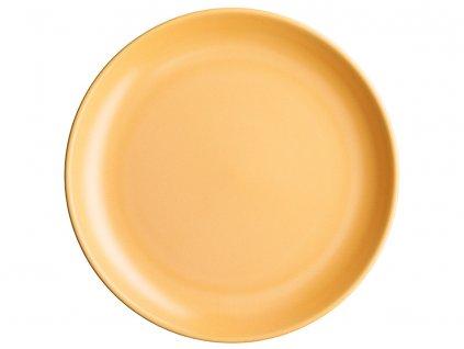 Dezertní talíř Sunny Yellow 21 cm AMBITION