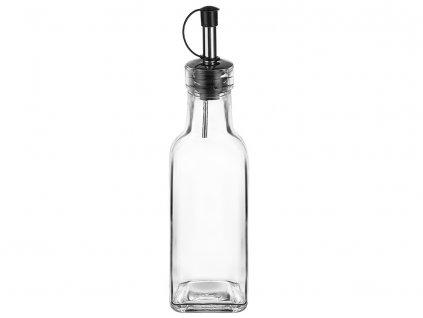 Láhev s nálevkou Mila na olej / ocet 190 ml DOMOTTI