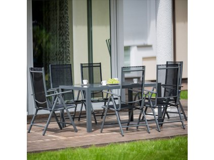 Hliníkový zahradní stůl Alu Conrad PATIO