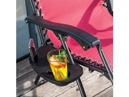 Boční stolík k luxusnímu křeslu Relax PATIO