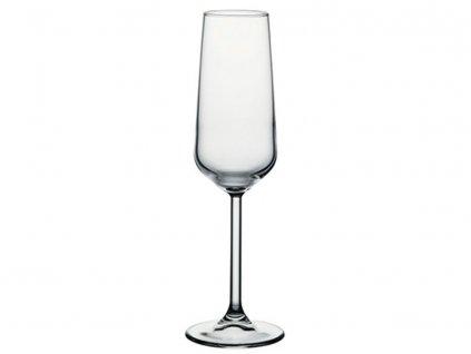 Sada 4 sklenic na šampaňské Allegra 195 ml PASABAHCE