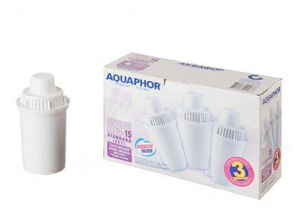 Sada 3 filtračních vložek Standard B100-15 AQUAPHOR