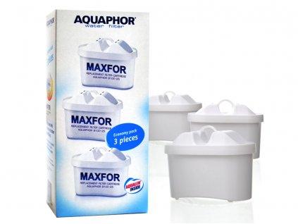 Sada 3 filtračních vložek Maxfor B100-25 AQUAPHOR