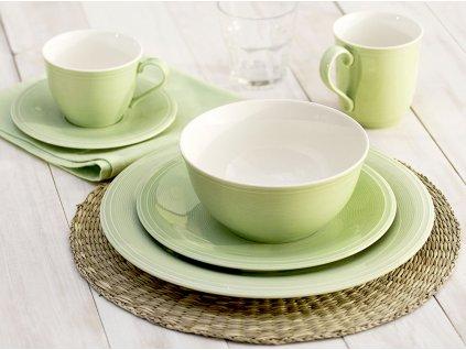 Dezertní talíř Sweet Green 21,5 cm AMBITION