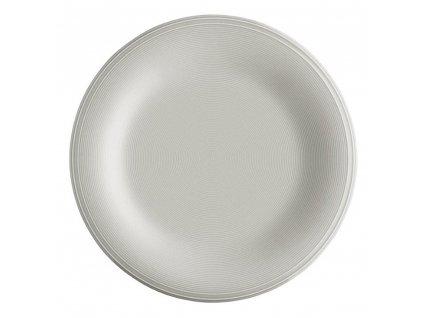 Mělký talíř Sweet Grey 27 cm AMBITION
