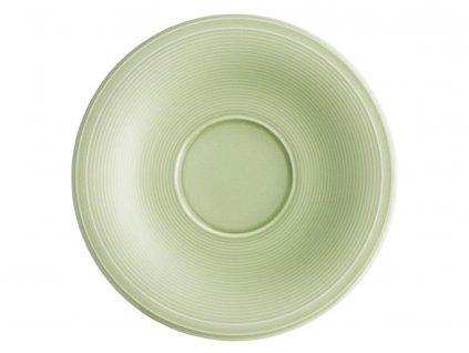 Podšálek Sweet Green 15,5 cm AMBITION