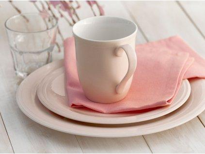 Dezertní talíř Sweet Pink 21,5 cm AMBITION