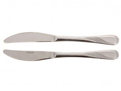 Sada 2 příborových nožů Napoli 21 cm AMBITION