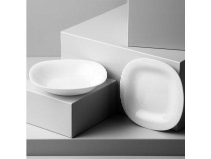 Mělký talíř Carine Neo 27 x 27 cm LUMINARC