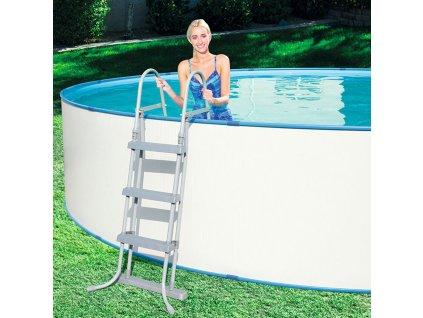 Nadzemní bazén Hydrium Splasher 460 x 90 cm 14110 l 4v1 BESTWAY