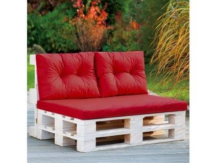 Sada sedáků na sofa z palet Megara D022-03EB PATIO