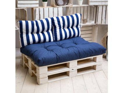 Sada sedáků na sofa z palet Termi L051-21PB PATIO